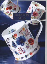 Fine bone china inglesa Dunoon